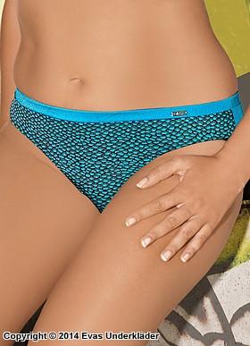 Mönstrad bikinitrosa