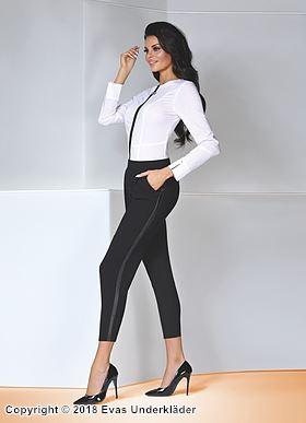 Klassiskt eleganta leggings i 7/8-längd
