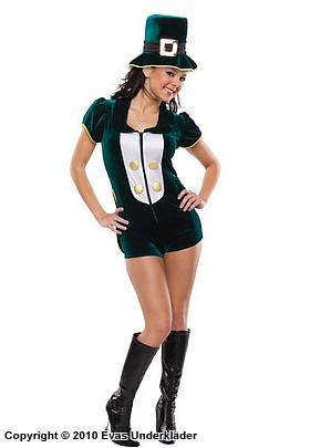Irländsk kostym