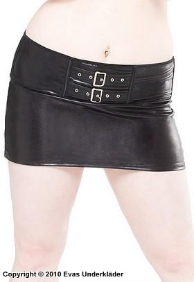 underkläder plus size minikjol