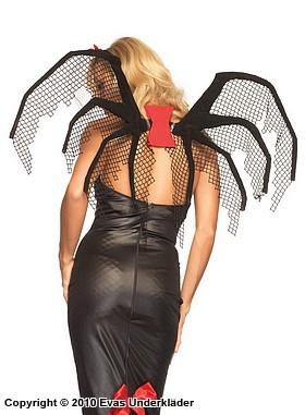 Häftiga spindelvingar