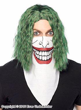 Joker-bandana, maskeradaccessoar