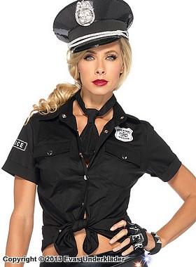 Polisskjorta