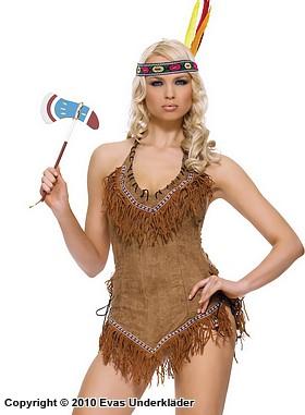 Indian med tomahawk