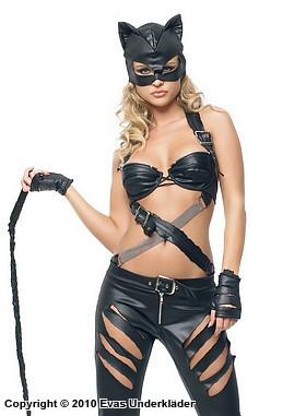 Catwoman, maskeradkläder