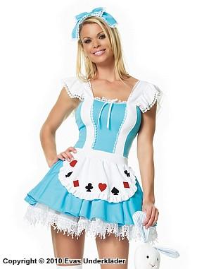 Söt Alice i Underlandet