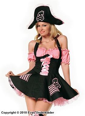 Gullig pirat