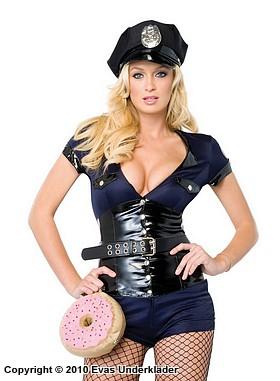 Tilldragande polis