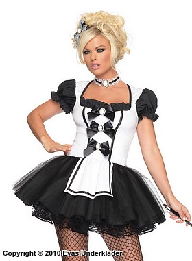 Sensuell french maid