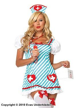 Söt sjuksköterska