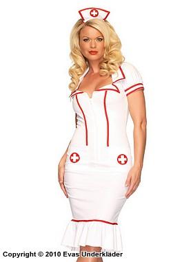 knulla en häst sjuksköterska dräkt
