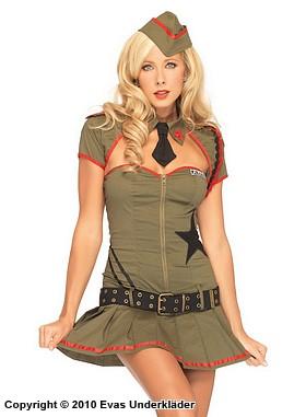 Militärklänning