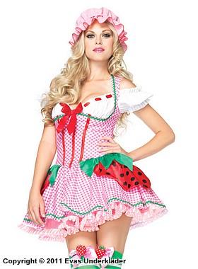Fröken jordgubb