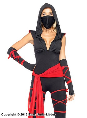 Ninja, maskeraddräkt