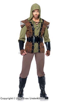 Robin Hood, maskeradkläder
