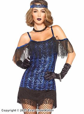 Gatsby Flapper Costume