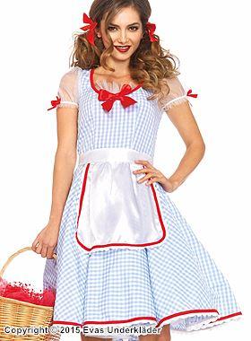 Dorothy, maskeradklänning