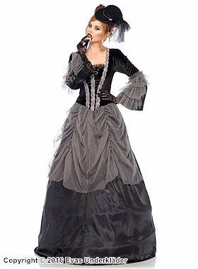Viktoriansk maskeradklänning