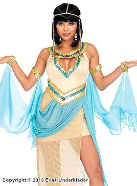 Kleopatra, maskeradklänning