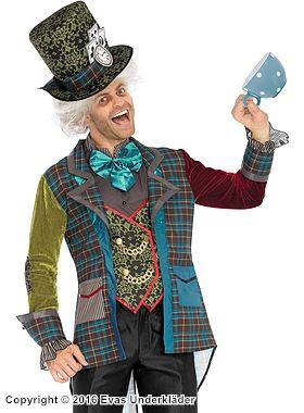 Galna hattmakaren, maskeraddräkt