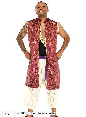 Aladdin, maskeradkostym