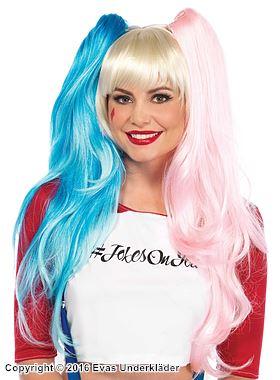 Maskeradperuk, Harley Quinn