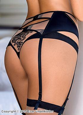 stringtrosor bilder svart dildo