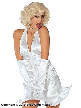 Marilyn Monroe - maskeradkläder med korsett