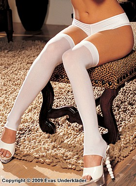 Enkla, dundersexiga stockings