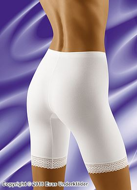 Tighta shorts i bekväm modell