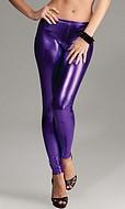 Glänsande leggings
