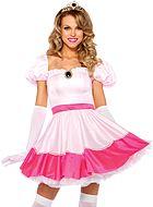 Prinsessklänning, maskeraddräkt