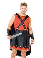 Gladiatorkostym, maskeraddräkt