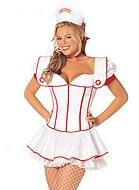 Sjuksköterska, maskeradkostym