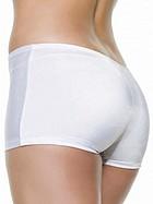 Korta shorts i microfiber, plus size
